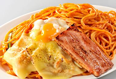 食べた後にどこか懐かしさを感じるスパゲティ専門店