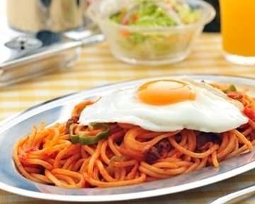 昔ながらのナポリタンの味を知らない今の時代に日本の「食文化」ナポリタンをあらためて伝えて行きます。