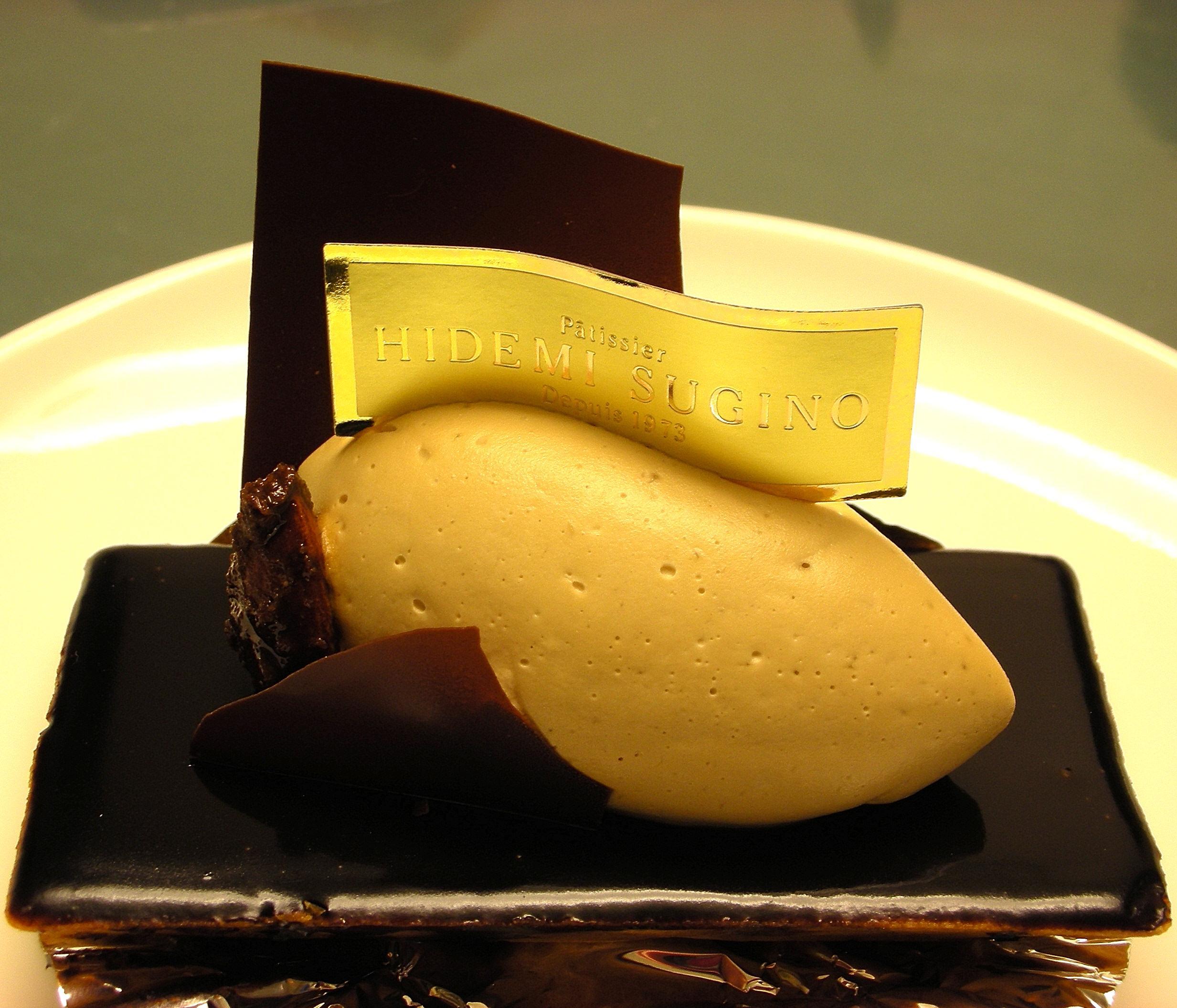 Relais Dessertsa加盟パティシエが作るテイクアウト不可の幻スイーツ