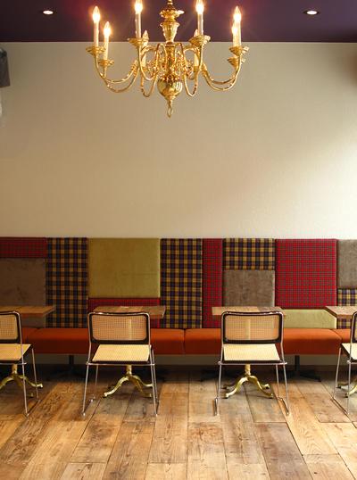 今までの銀座には無かった五感を刺激する至福のカフェをどうぞ。